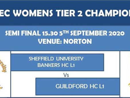 L1 vs Guildford - EH Tier 2 Championship