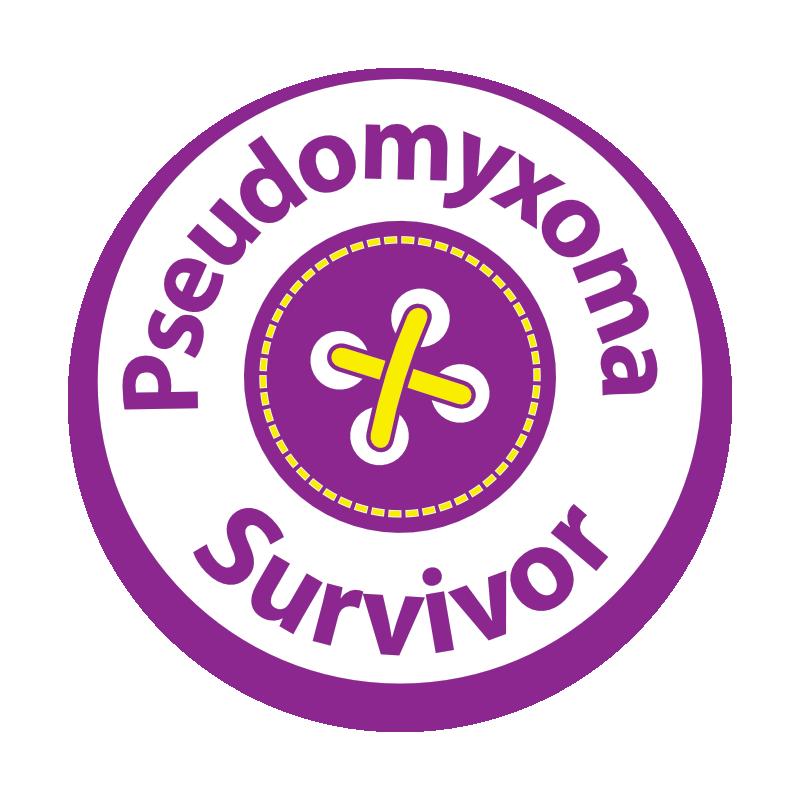 Pseudomyxoma Survivor Logo