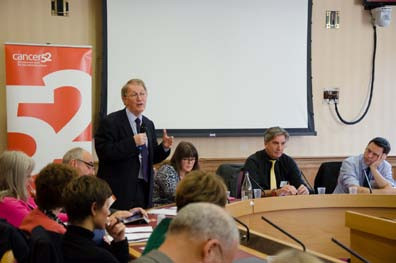 Second Annual Briefing at House of Lords - October 2012