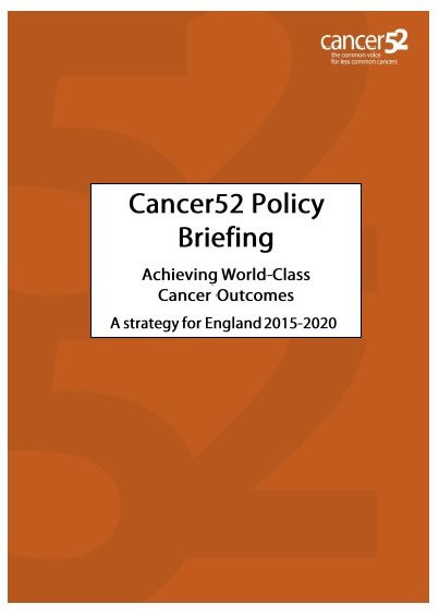 Policy briefing on Achieving World Class Outcomes