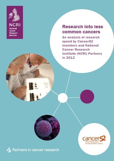 NCRI and Cancer52 publish report on research spend