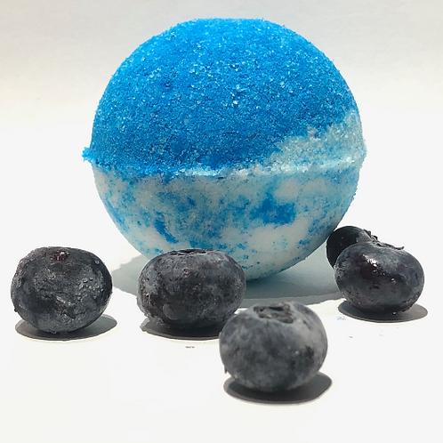 Bombe de bain confiture de bleuets 70 g