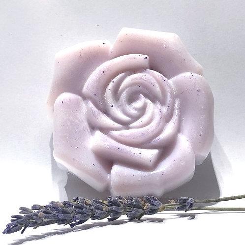 Barre de massage - Fleur