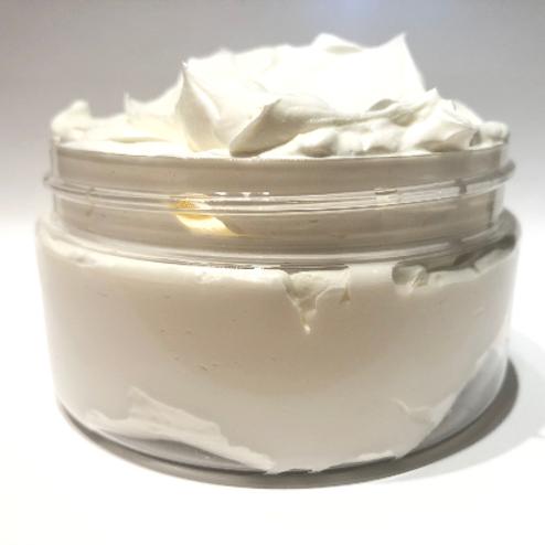 Beurre corporel fouetté inodore