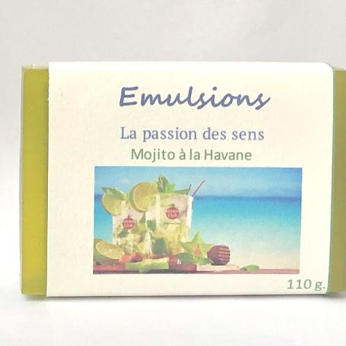 Savon Mojito à la Havane