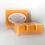 Thumbnail: Pastilles de cire Cantaloup et Lys blanc