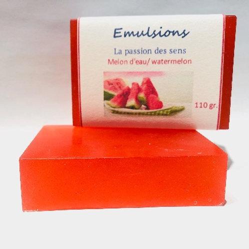 Savon Melon d'eau