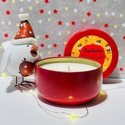 Chandelle Canne de Noël