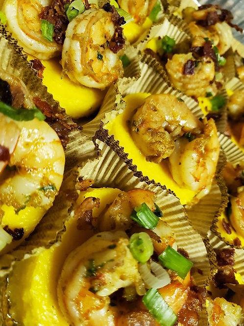 Double up Cajun Shrimp - 12 pieces