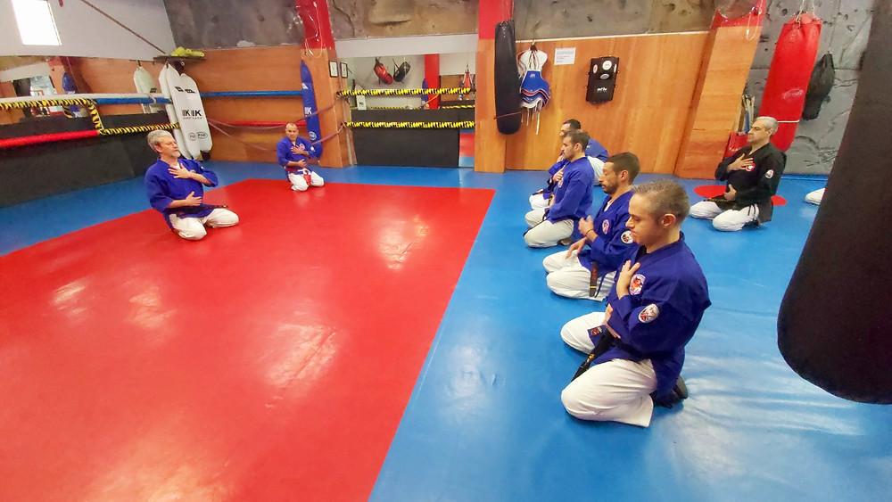 kokyuho, respiracion en las artes marciales