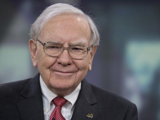 Greift Warren Buffet nach Google?