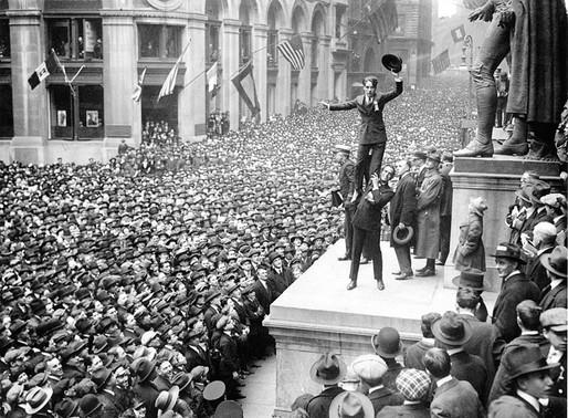 Die Börsencrashs der Geschichte