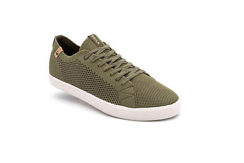 Cannon Knit Burnt Olive