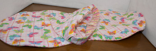 Baby Burp Cloth Bib Combo