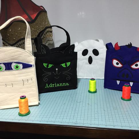 Monster Gift Bags