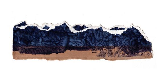 Paper (Blue) - Left Over