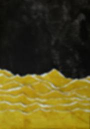 web Paysage 9 le jaune, le noir et l'ois