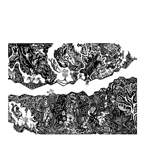 Exploration I - 42x29,7 cm