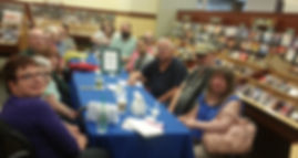 The Bucks County Group of Writers Group.