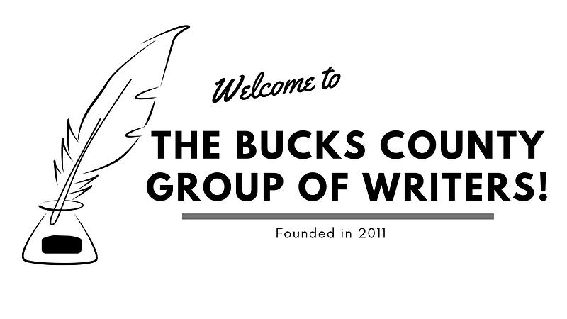 Welcome to The Bucks County Group of Wri