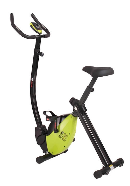 Cyclette magnetica BFK Easy Slim multifit Ever Fit volano 6Kg Richiudibile