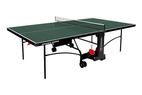 Ping Pong Garlando Indoor Advance Piano Gioco Verde