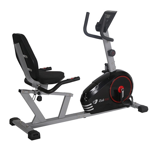 Cyclette Magnetica Get Fit Ride R282 Recumbent Volano 7Kg