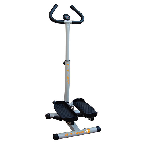 Stepper Get Fit Bar Step Con Manubrio
