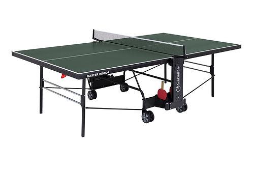 Ping Pong Garlando Indoor Master Piano Gioco Verde