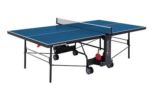 Ping Pong Garlando Indoor Master Piano Gioco Blu