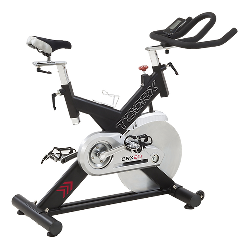 Speed Bike Toorx SRX 90S volano 24 Kg Gym Bike Fascia Cardio Inclusa