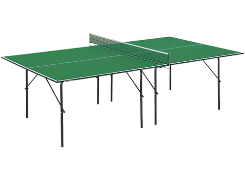Ping Pong Garlando Basic da Interno Piano Gioco Verde