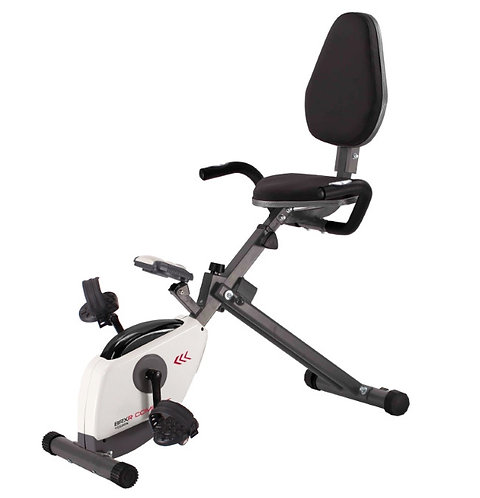 Cyclette magnetica Toorx BRX R Recumbent Compact volano 6Kg