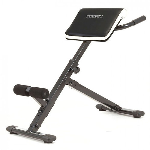 Panca Multiuso Toorx Hyperextension WBX20 Richiudibile Salvaspazio