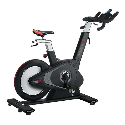 Speed Bike Toorx SRX 700 volano 24 Kg Gym Bike Fascia Cardio Toorx Inclusa