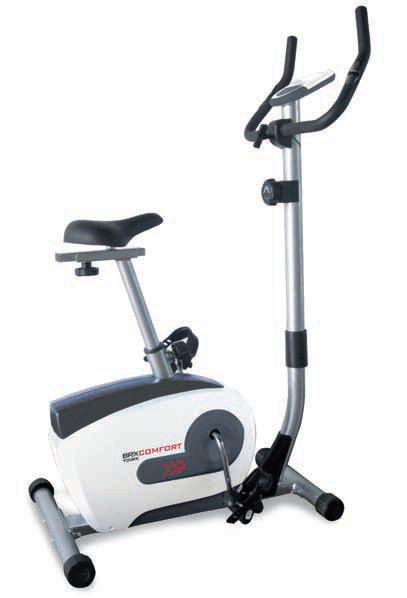 Cyclette magnetica Toorx BRX Comfort volano 6Kg Accesso Facilitato