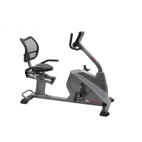 Cyclette Elettromagnetica Toorx BRX R 95 Comfort Recumbent volano 10Kg