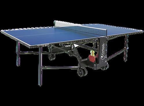 Ping Pong Garlando Challenge Indoor Piano Gioco Blu