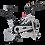 Thumbnail: Speed Bike Toorx SRX 45S volano 18 Kg Gym Bike