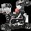 Thumbnail: Speed Bike Toorx SRX 50S volano 20 Kg Gym Bike