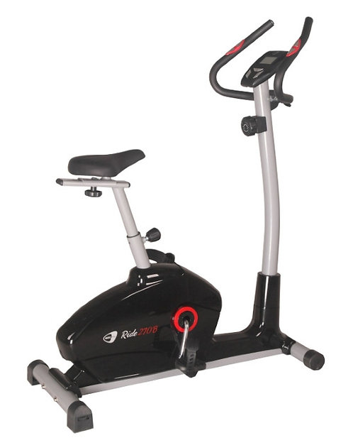 Cyclette Magnetica Get Fit Ride 270 Black Volano 7Kg