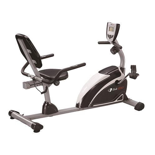Cyclette Magnetica Get Fit Ride R281 Volano Kg6.5 Recumbent