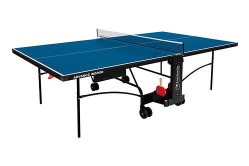 Ping Pong Garlando Indoor Advance Piano Gioco Blu