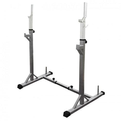Supporto Bilanciere Toorx WBX50 Squat Stand Altezza Regolabile Professionale