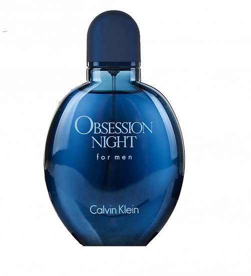 CK Obsession Night Eau de Toilette 125ml