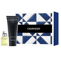 Calvin Klein Eternity Gift Set 50ml EDP + 100ml Shower Gel