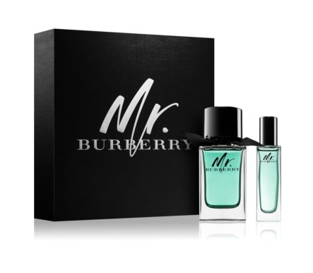 Burberry Mr. Burberry Gift Set 100ml EDT + 30ml EDT