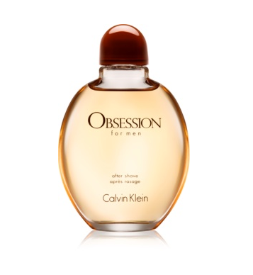 Calvin Klein Obsession Aftershave Splash 125ml