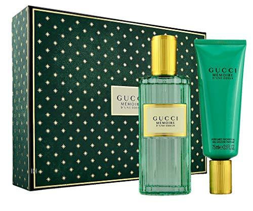 Gucci Mémoire d'une Odeur Gift Set 100ml EDP + 75ml Shower Gel