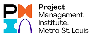 Project Management Institute Metro St. Louis Logo